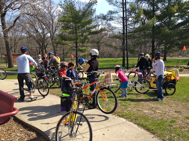 April Kidical Mass