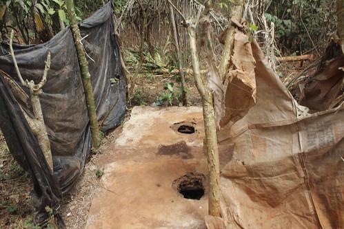 Shalanga Outhouse by Jujufilms
