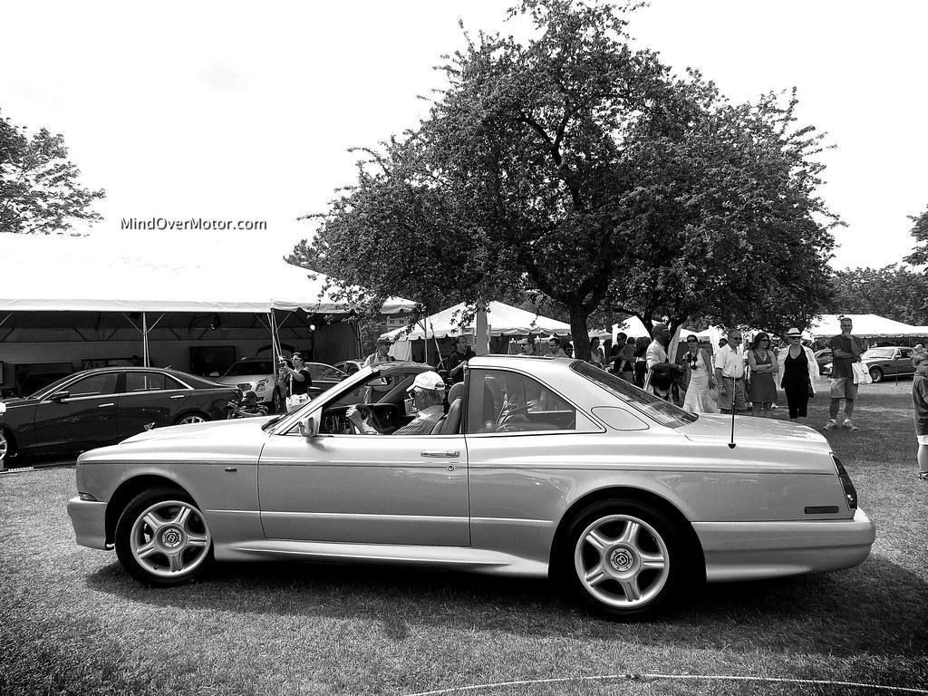 Bentley Continental SC