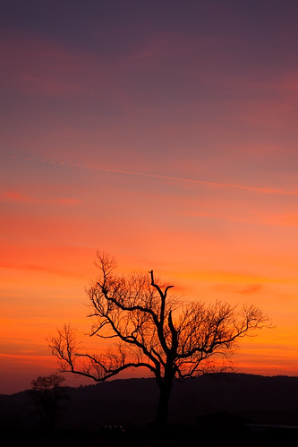 Sunset | Kirkby Lonsdale - 17th February 2013 by Mark Winterbourne | No More Dead Pixels