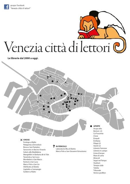 Mappa librerie