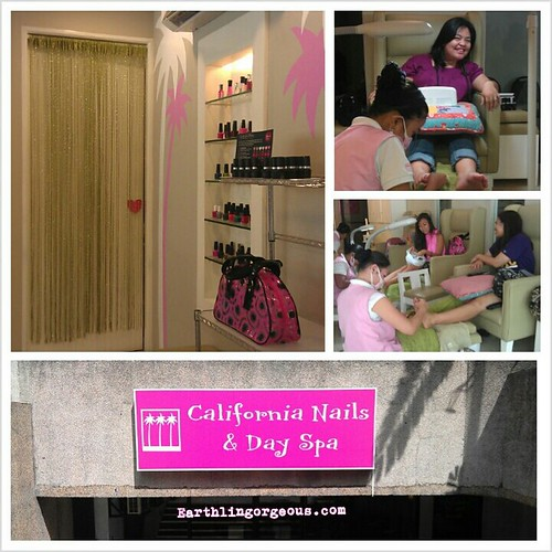 California Nails & Day Spa Somerset Olympia Branch