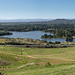 Lake Burley Griffin Pano