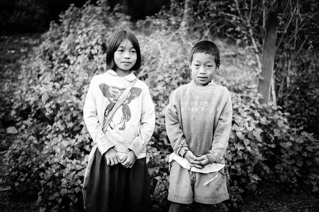 World Vision Malaysia Child Sponsorship Visit, Ban Buaak Village