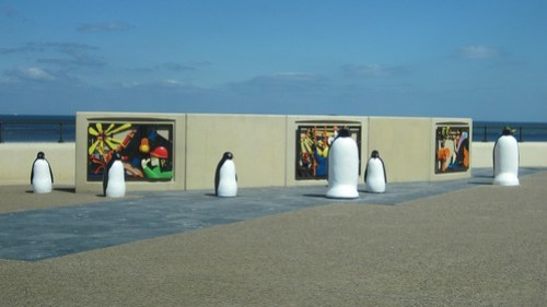 Return of the Redcar Penguins
