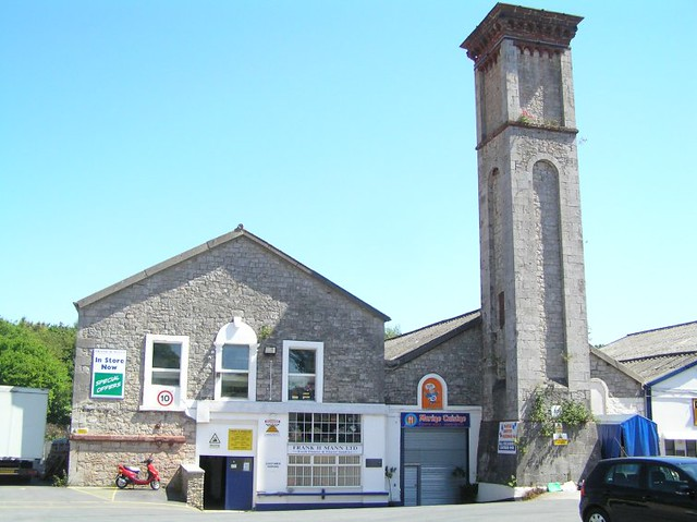 Torquay Pumping Engine House