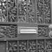 ironwork detail