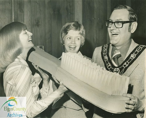 St. Thomas Mayor Declares Dental Health Week, 1977 by Elgin County Archives