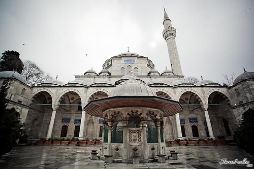 Mezquita de Sokollu Mehmet Paşa