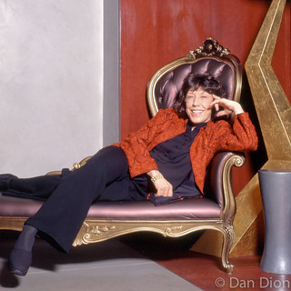 Lily Tomlin by Dan Dion