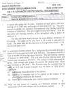 DTU Question Papers 2010 – 8 Semester - End Sem - CE-411
