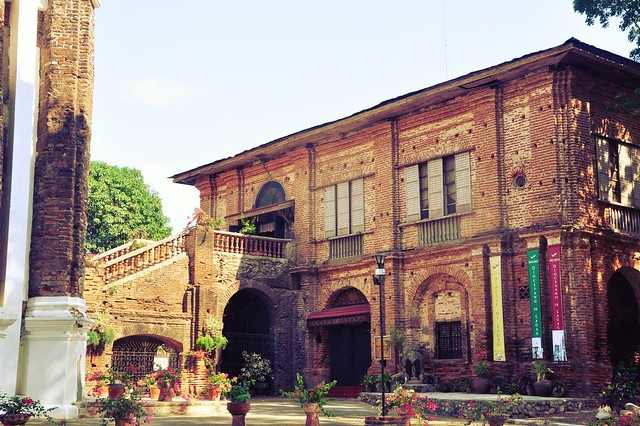 Sta. Monica Church Convent, Sarrat, Ilocos Norte