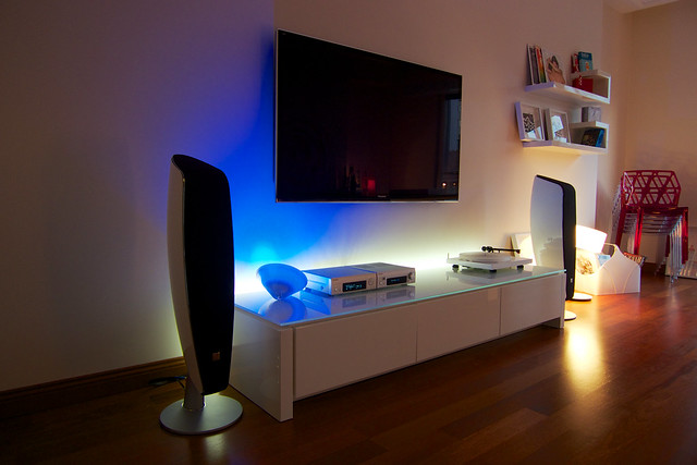 Living room setup, a photo by Shereboy on Flickr