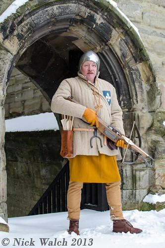 Viking Archer - Tutbury Castle