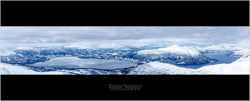 LYNGEN   NORWAY