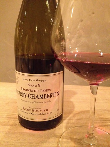 "Gevrey Chambertin ""Racines du Temps""Tres Vieilles Vignes [2009] Domaine Rene Bouvier @カラペティ・バトゥバ"