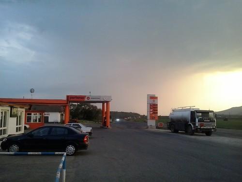 Furtună în apropiere