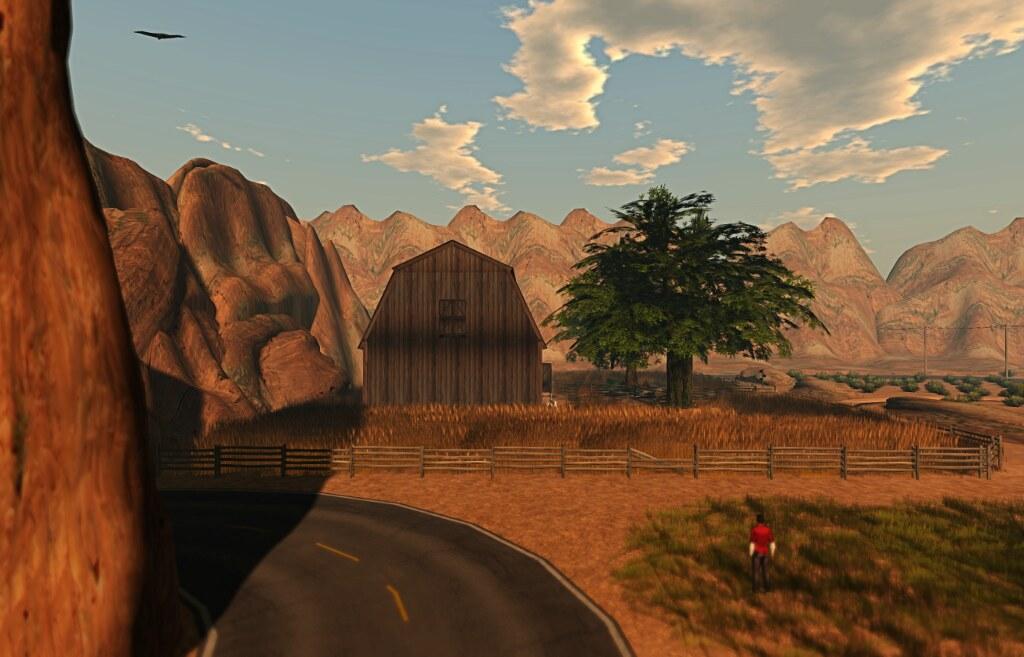 The barn (by Ricco Saenz)