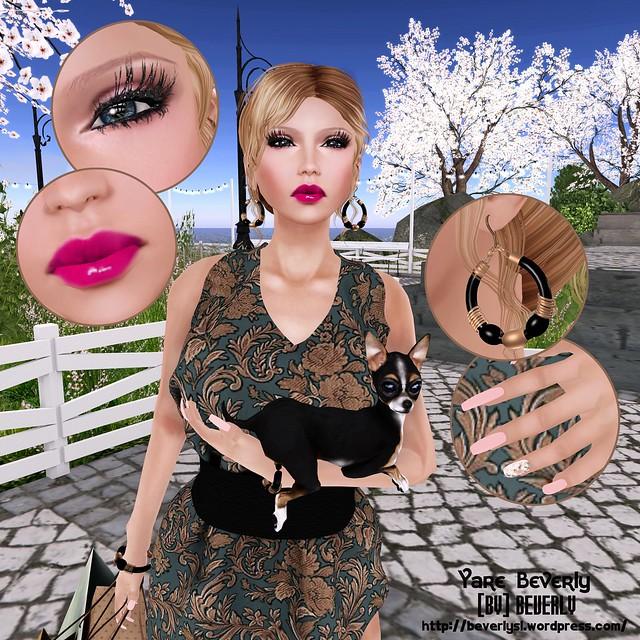 Tameless+Klepsydra+Eyelure+Pink Acid+ PiNK CHERRY+[F]+Quintessencia+Glow Designs (Gift+SIS+DC)