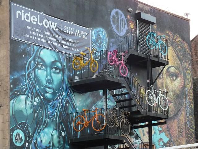 Manchester Graffiti