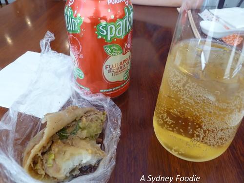 Pokka Sparkling Apple Juice