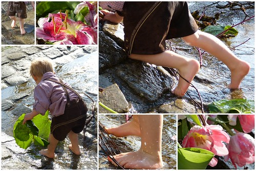 Jungesellenabschied Theresa - Martin im Brunnen 2013-05-05