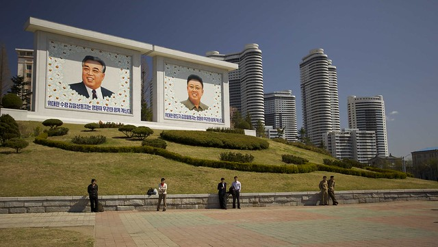 Kim Il-Sung Apartment Towers