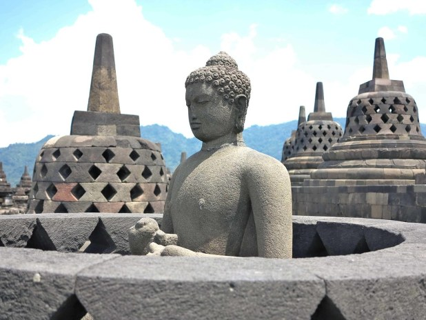 Ver Borobudur
