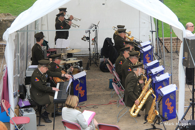 The Big Band at Moira Furnace