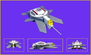 Turtle class highspeed cruiser