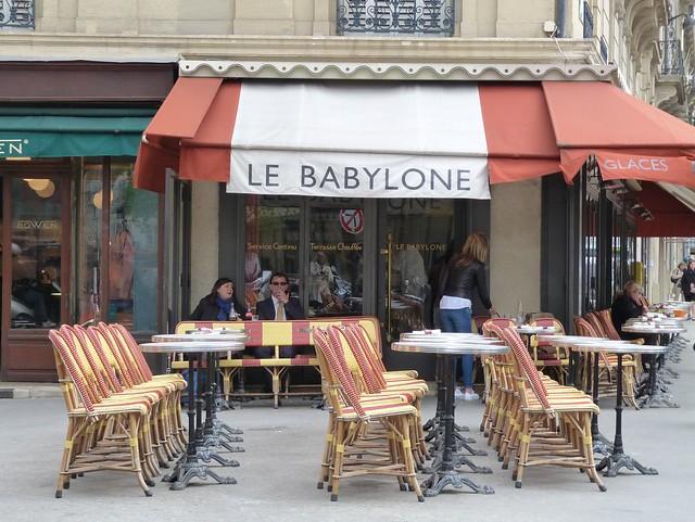 Le Babylone café