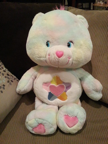 "24"" True Heart Care Bear :)"