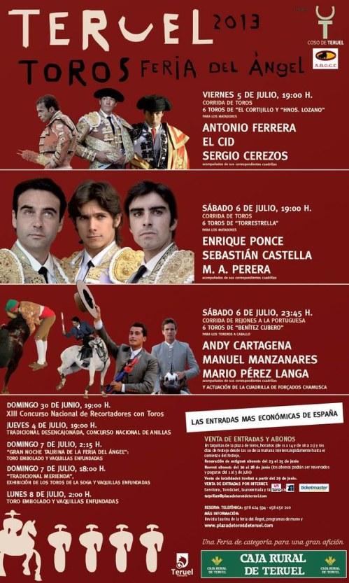Toreros 2013
