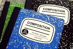 Journal on a Journey: Composition Notebooks