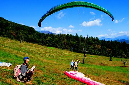 Paragliding 095r