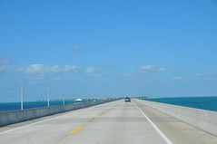 On the road, Florida Keys
