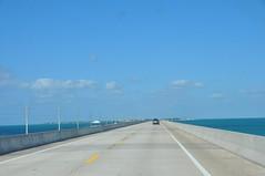 On the road, Florida Keys