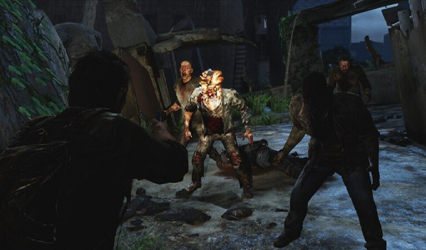 "Naughty Dog On The Last Of Us PS4 ""We'll See What The Future Brings"" 1"