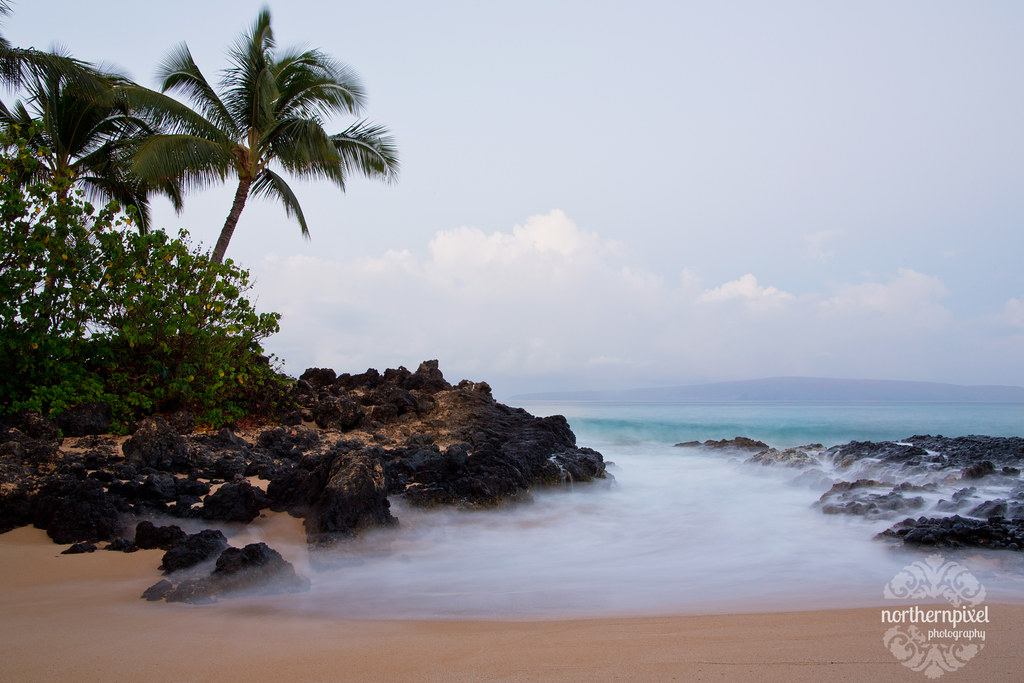 Secret Cove Wedding Beach Maui Hawaii