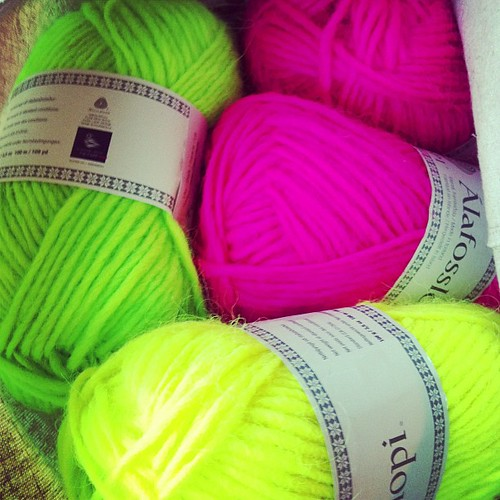 Oh hello, #neon #lopi love
