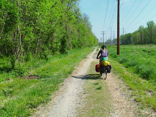 CCT Trail VA Hannah