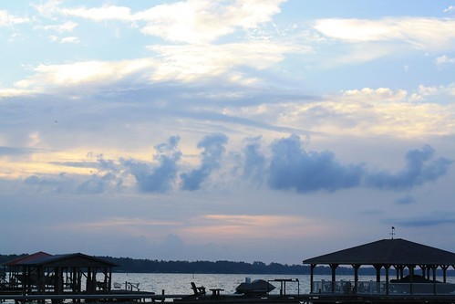 Lake Waccamaw Sunrise