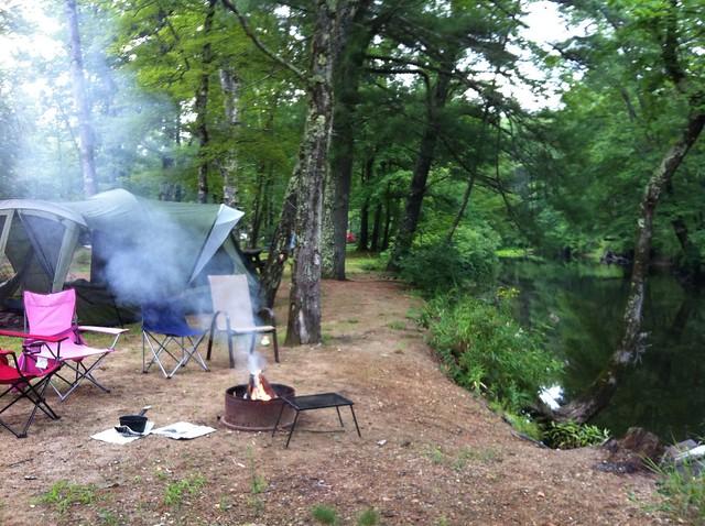 girl's camping weekend 2012