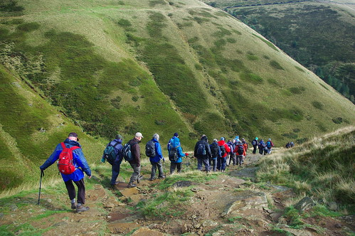 20111016-09_Descent into Edale on Jacobs Ladder Path by gary.hadden