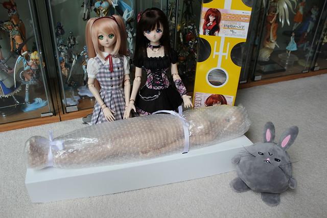 Natsuki mummy