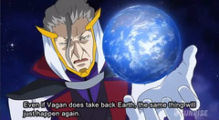 Gundam AGE 4 FX Episode 44 Paths Drawn Apart Youtube Gundam PH (28)