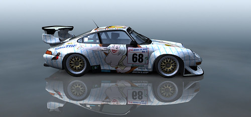Porsche-Wolinski-1 by LeSunTzu