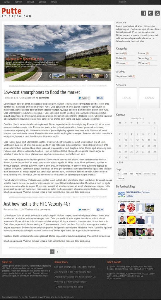 7876224028 6d13e4cb02 b WordPress – Theme miễn phí chất lượng trả phí