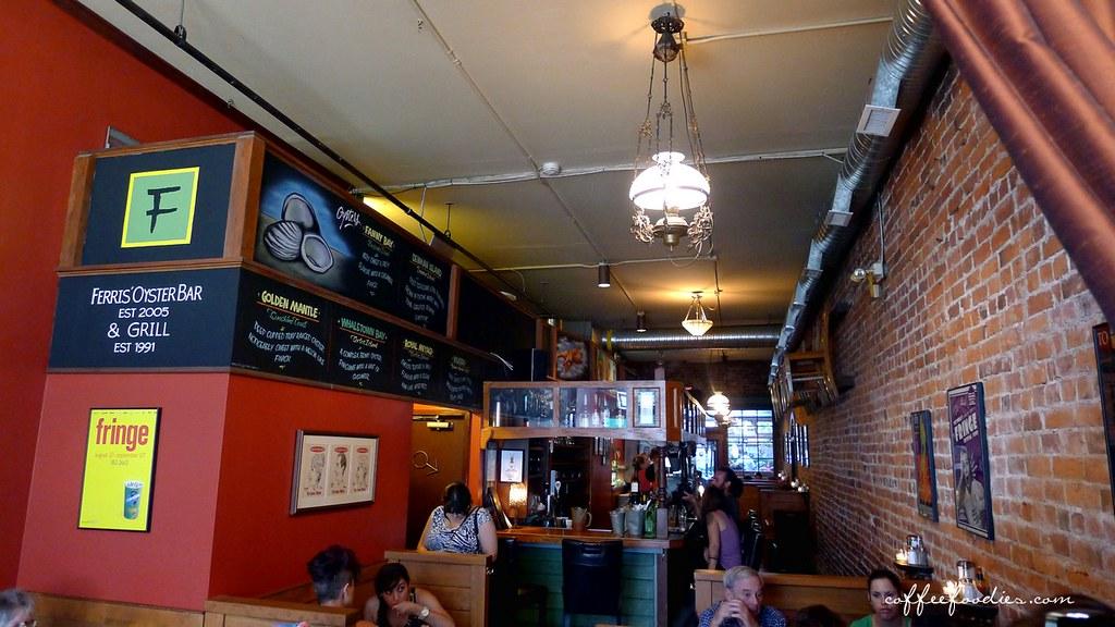 Ferris' Oyster Bar & Grill VICTORIA BC