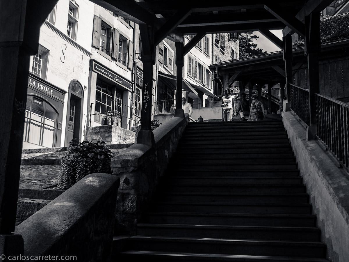 Ecaliers du Marché - Lausana